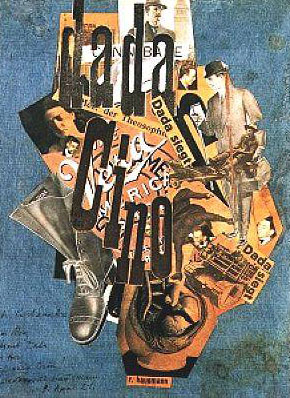 dada photomontage raoul hausmann dada cino 1920 dada photomontage is ...